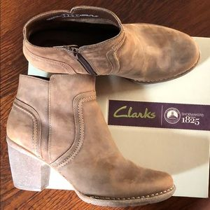 Clarks Carleta Paris Boot